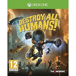 Destroy all humans ! (XBOXONE)