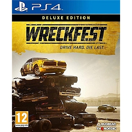 Wreckfest - édition deluxe (PS4)
