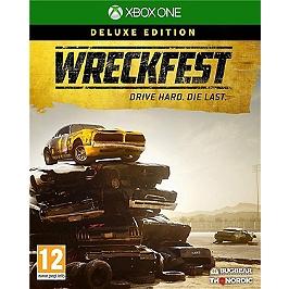 Wreckfest - édition deluxe (XBOXONE)