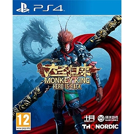 The monkey king : hero is back (PS4)