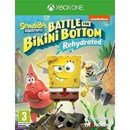 Spongebob squarepants: battle for bikini bottom - rehydrated (XBOXONE)