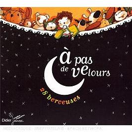 A Pas De Velours : 28 Berceuses, CD Digipack