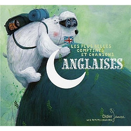 Comptines & chansons anglaises, CD Digipack