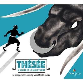 Thésée, Ariane et le minotaure, CD