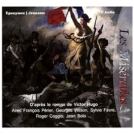 Les Misérables, CD Digipack