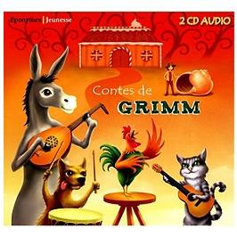 Contes, CD Digipack