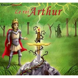 Le roi Arthur, CD Digipack
