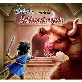 Thésée contre le Minotaure, CD Digipack