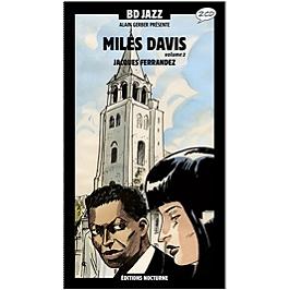 Vol 2 BD jazz par Gerber et Fernandez, CD