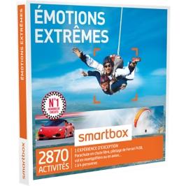 Smartbox - Émotions Extrêmes