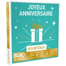 Smartbox - Joyeux anniversaire