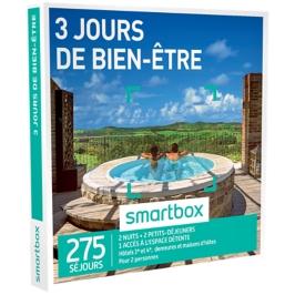Smartbox - 3 jours de bien-être