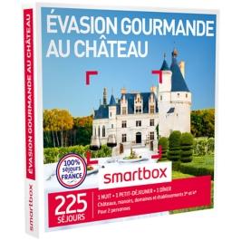 Smartbox - Évasion gourmande au château