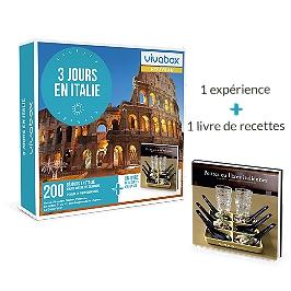 Vivabox - 3 jours en Italie