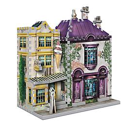 WREBBIT 3D - Harry Potter Prêt à porter Madame Guipure et Boutique de glaces - W3D-0510