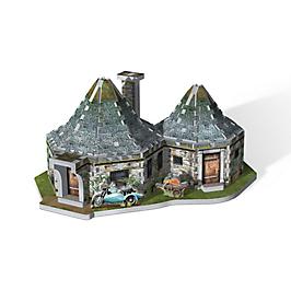 WREBBIT 3D - Harry Potter - La hutte de Hagrid - W3D-0512