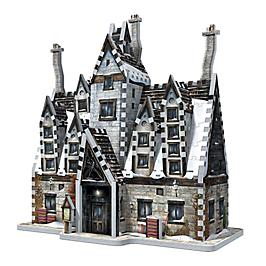 WREBBIT 3D - Harry Potter Pré-Au-Lard- Les 3 balais - W3D-1012