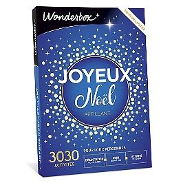 Wonderbox - Joyeux Noël Pétillant