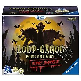 Loup-Garou Pour Une Nuit - Epic Battle - Aucune - 4005556267798