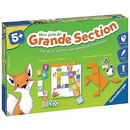 Mes Jeux De Grande Section - Aucune - 4005556245246