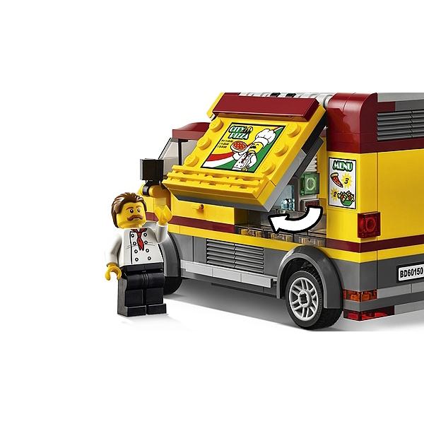 60150 Lego® Camion Le Pizza City Nn0Ow8XZPk