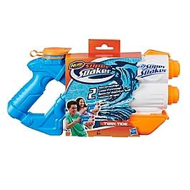 Nerf - Pistolet A Eau Super Soaker Twin Tide - Hasbro - E0024EU40