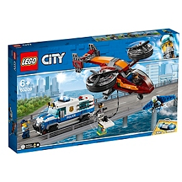 Lego® City - La Police Et Le Vol De Diamant - 60209 - 60209