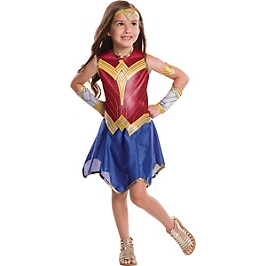 Déguisement Classique Wonder Woman Justice League L - Dc Comics - Wonder Woman - RUBI-640024L