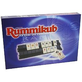 Rummikub Chiffres - Jeu De Societe De Réflexion - Jeu Éducatif - Hasbro - 132011012