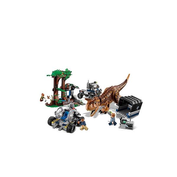 Lego® Gyrosphère 75929 Fuite Worldtm Le En Jurassic La Carnotaurus Et TKcl1FJ
