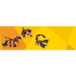 Lego® Creator - Le Dragon De Feu - 31102 - 31102