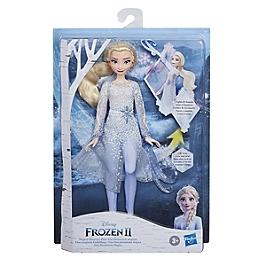 Disney La Reine Des Neiges 2  Poupee Princesse Disney Elsa Électronique - 27 Cm - Disney Reine Des Neiges - E8569EU40