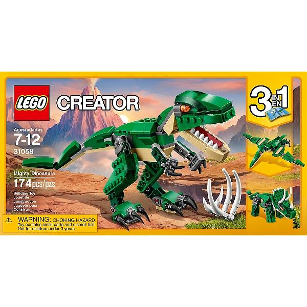 6gyvibm7fy Le Lego® Creator 31058 Féroce Lego Dinosaure Espace Jouets 6mIbfgvyY7