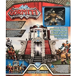 Gormiti - La Tour Des Éléments - Électronique Avec 1 Figurine De 8 Cm. - Giochi Preziosi - GRM07