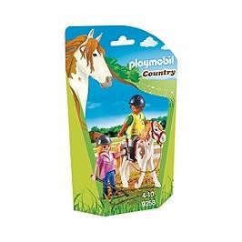 PLAYMOBIL - Monitrice d'équitation - 9258