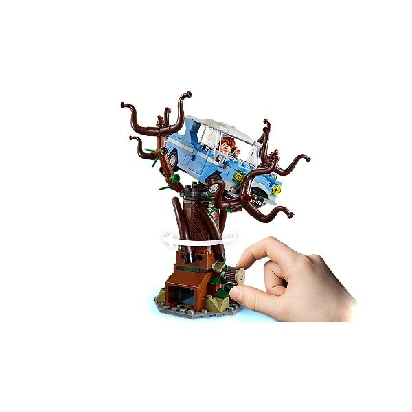 LEGO Harry Potter 75953 Poudlard Le Saule Cogneur Figurines Jeux De Construction