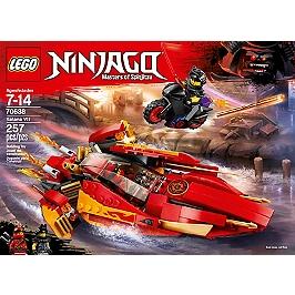 LEGO - LEGO® NINJAGO® - Le bateau Katana V11 - 70638 - 70638