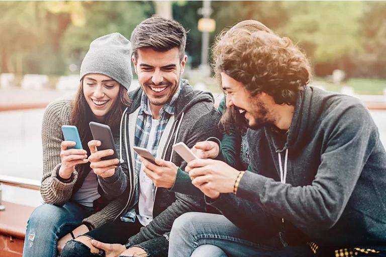 Iphone et smartphones