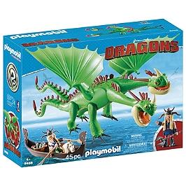 Kognedur Et Kranedur Avec Pète Et Prout  - Dragons - 9458