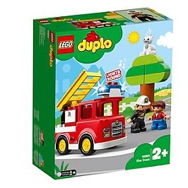 Lego® Duplo® Rescue - Le Camion De Pompiers - 10901 - 10901