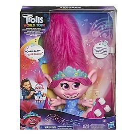 Les Trolls 2 Tournée Mondiale De Dreamworks - Poupée Poppy Cheveux Dansants - Dreamworks - E94595E00