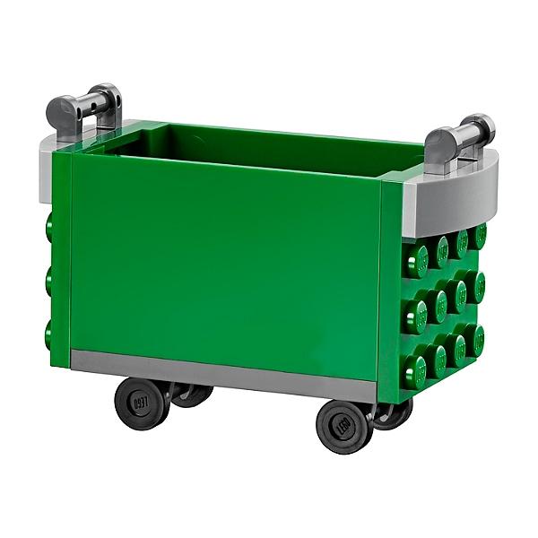Lego City Le Camion De Poubelle 60220 Jouets Espace Culturel E Leclerc