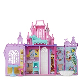 DISNEY PRINCESS - CHATEAU MALETTE DES PRINCESSES - DISNEY PRINCESS - HASE1745EU40