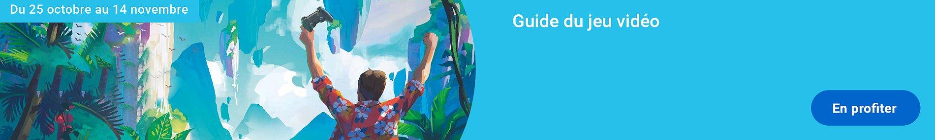 Guide jeux vidéo : bons plans