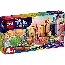 Lego® Trolls - L'aventure En Radeau De Mornebourg - 41253 - 41253