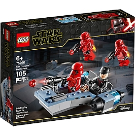 Lego® Star Wars - Coffret De Bataille Sith Troopers - 75266 - 75266