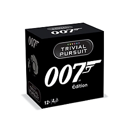 Trivial Pursuit Voyage James Bond - James Bond - 0296