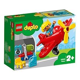 LEGO® DUPLO® Ma ville - L'avion - 10908 - 10908