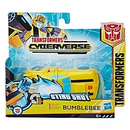 Transformers Bumblebee Cyberverse Adventures - Bumblebee - Hasbro - E3642EU80