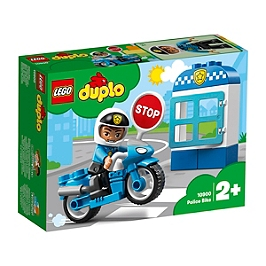 Lego® Duplo® Rescue - La Moto De Police - 10900 - 10900